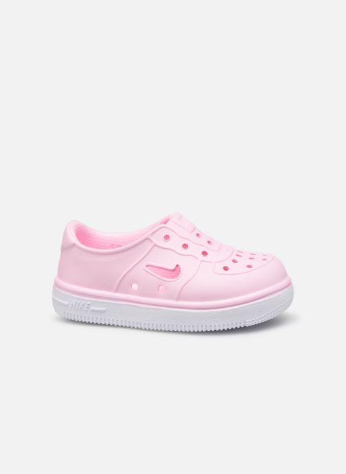 Sandalen Nike Nike Foam Force 1 (Td) rosa ansicht von hinten