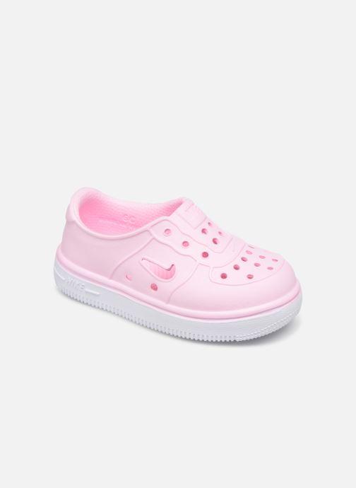 Sandalen Nike Nike Foam Force 1 (Td) rosa detaillierte ansicht/modell
