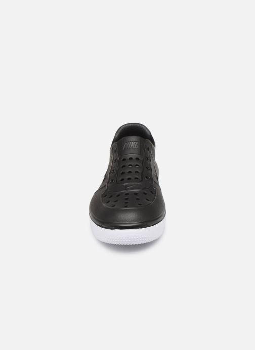 Sandales et nu-pieds Nike Nike Foam Force 1 (Ps) Noir vue portées chaussures