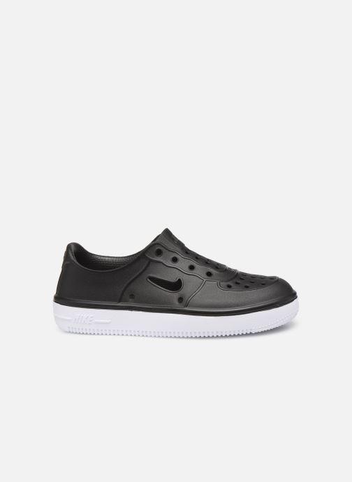 Sandales et nu-pieds Nike Nike Foam Force 1 (Ps) Noir vue derrière