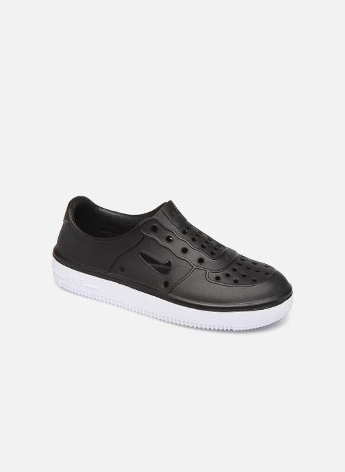 Sandales et nu-pieds Nike Nike Foam Force 1 (Ps) Noir vue détail/paire