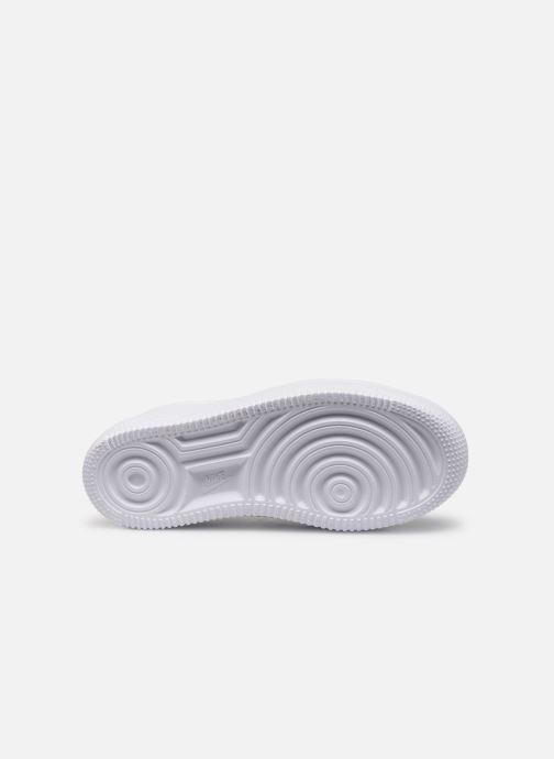 Sandales et nu-pieds Nike Nike Foam Force 1 (Ps) Blanc vue haut