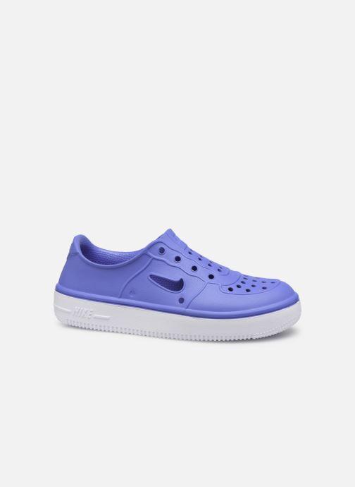 Sandales et nu-pieds Nike Nike Foam Force 1 (Ps) Bleu vue derrière