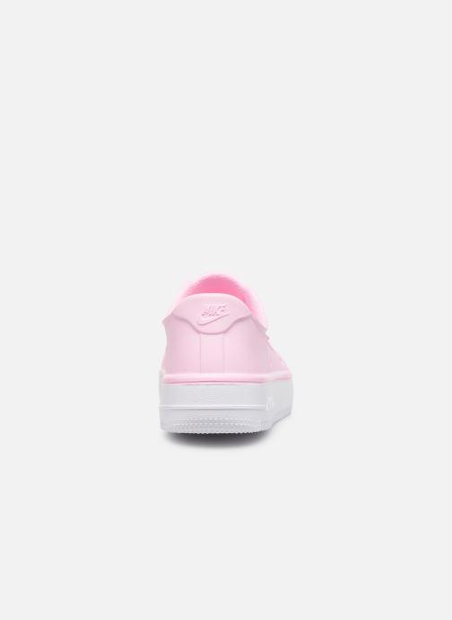 Sandales et nu-pieds Nike Nike Foam Force 1 (Ps) Rose vue droite