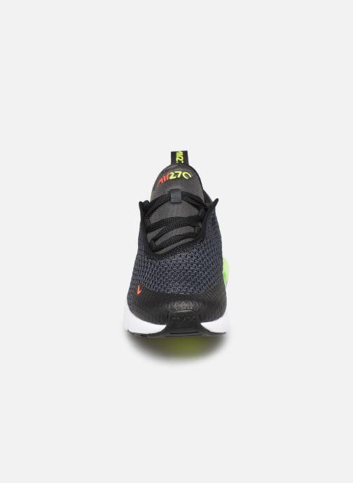 Baskets Nike Nike Air Max 270 Rf (Ps) Noir vue portées chaussures