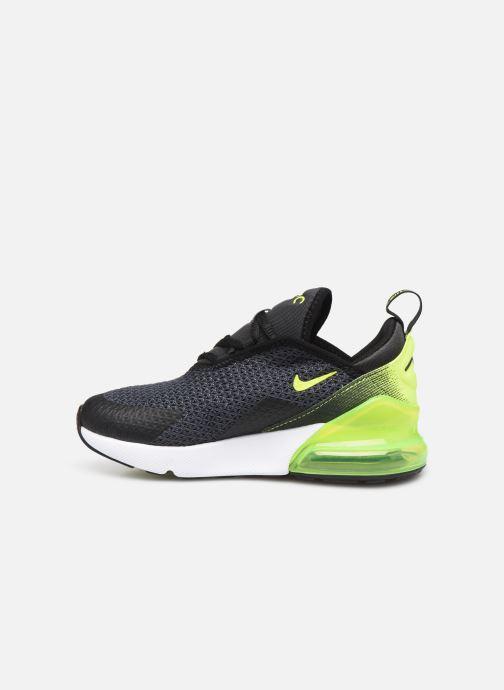 Baskets Nike Nike Air Max 270 Rf (Ps) Noir vue face