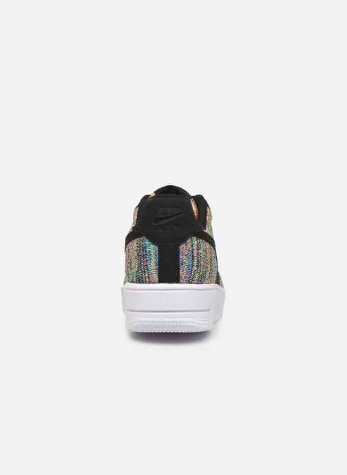 Baskets Nike Air Force 1 Flyknit 2.0 (Gs) Multicolore vue droite