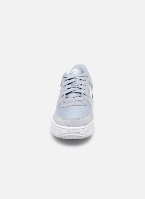 Nike Nike Air Force 1 Pe (Gs) (Blue) Trainers chez Sarenza