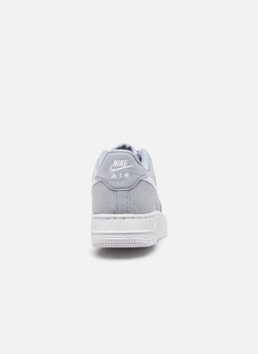 Sneakers Nike Nike Air Force 1 Pe (Gs) Blauw rechts
