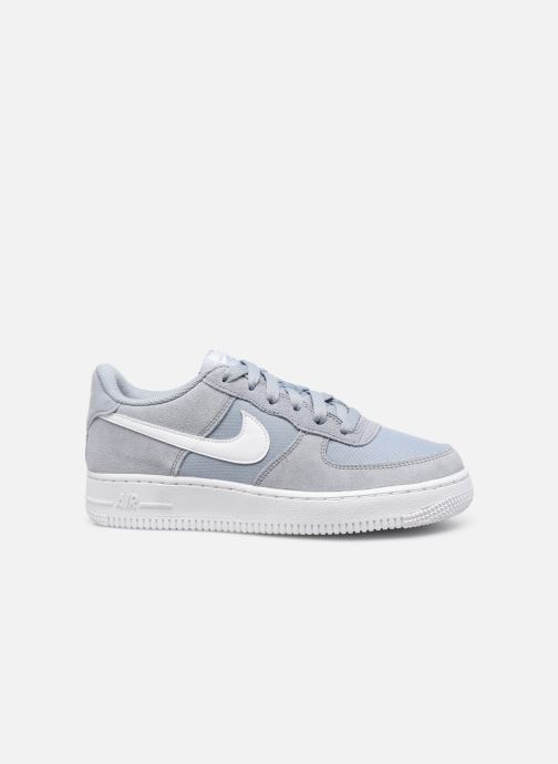 Deportivas Nike Nike Air Force 1 Pe (Gs) Azul vistra trasera
