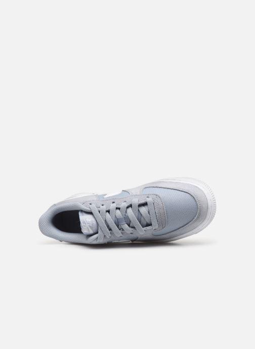Deportivas Nike Nike Air Force 1 Pe (Gs) Azul vista lateral izquierda