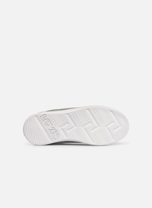 Baskets Levi's Future Gris vue haut