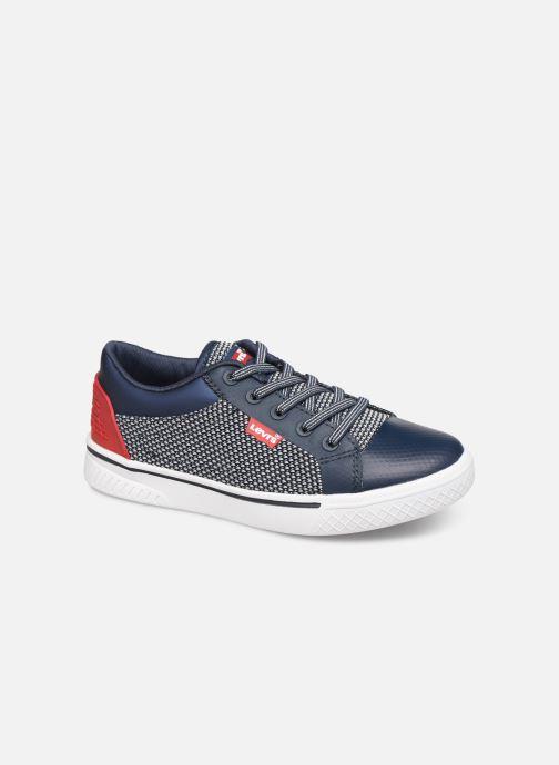 Sneakers Levi's Future Blauw detail