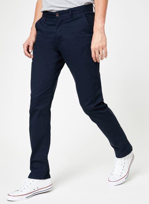 Vêtements Farah F4BS6021 Bleu vue détail/paire