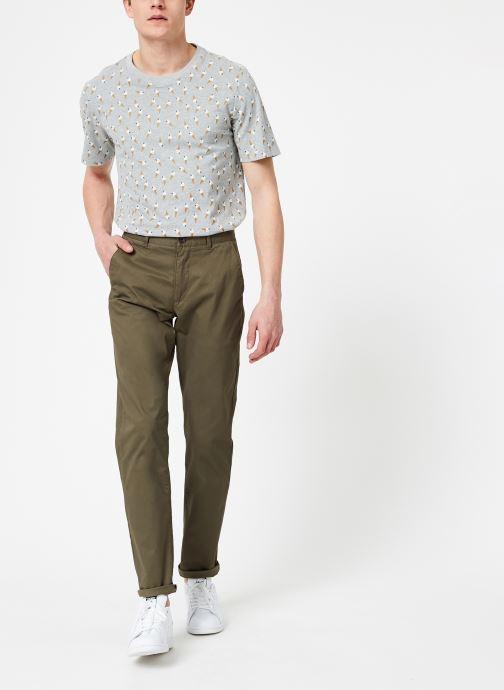 Vêtements Farah F4BS6021 Vert vue bas / vue portée sac