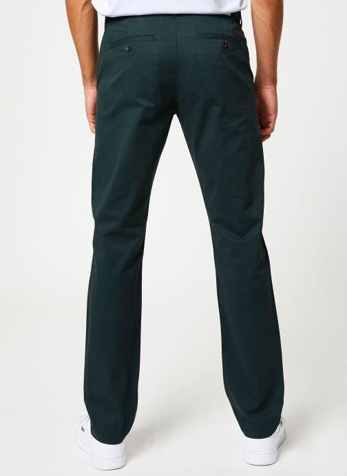 Vêtements Farah F4BS6021 Vert vue portées chaussures