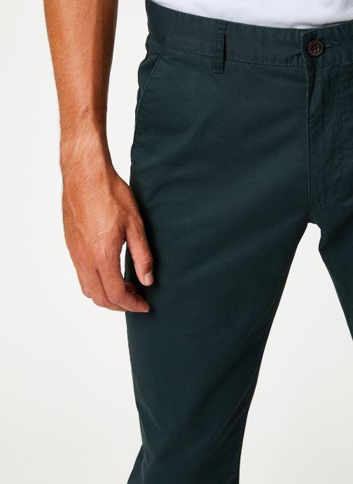 Vêtements Farah F4BS6021 Vert vue face