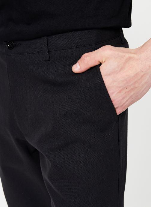 Vêtements Farah F4BS9093 Noir vue face