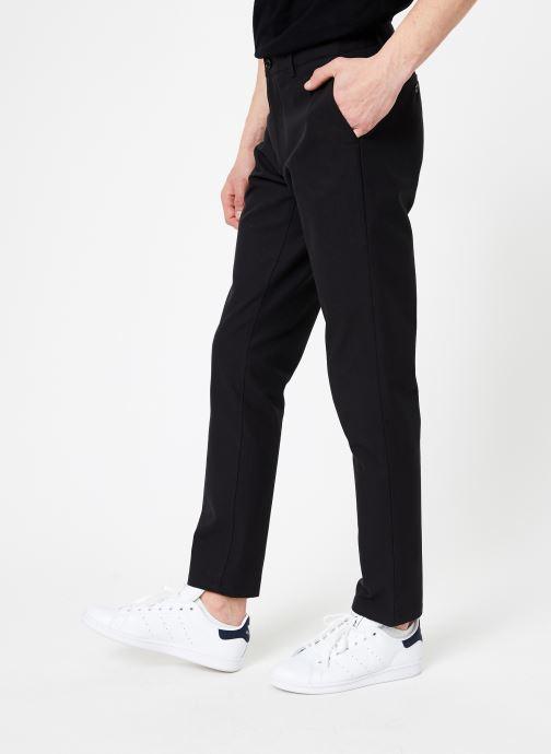 Vêtements Farah F4BS9093 Noir vue détail/paire