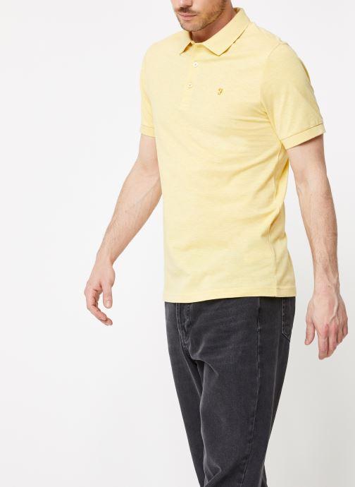 Farah Polo - F4ks5050 (jaune) Vêtements(372874)