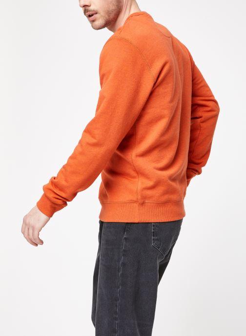 Vêtements Farah F4KS80H1 Orange vue droite