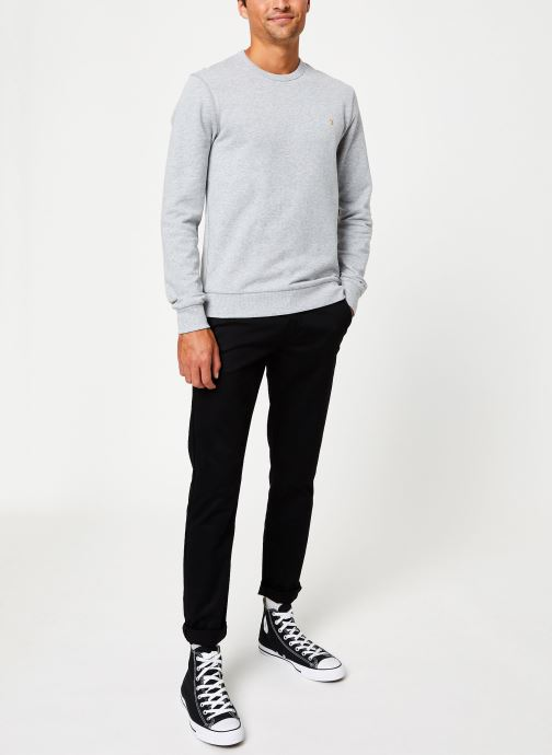 Farah Pull - F4KS80H1 (Gris) - Vêtements (390895)