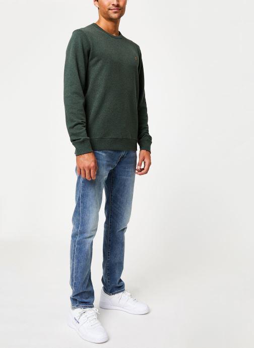 Vêtements Farah F4KS80H1 Vert vue bas / vue portée sac