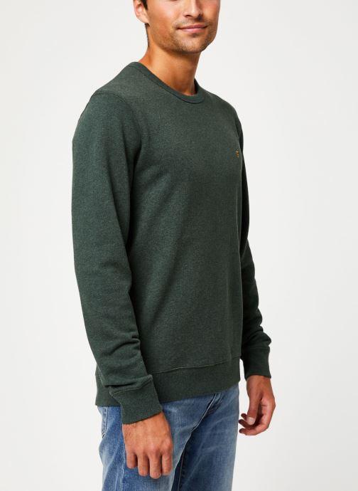 Vêtements Farah F4KS80H1 Vert vue droite