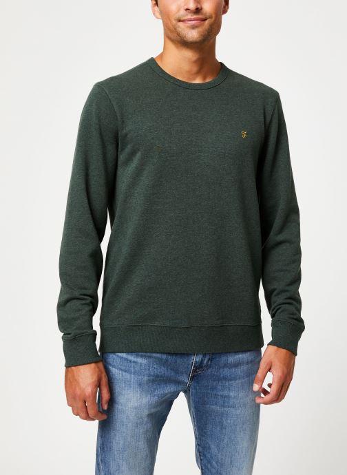 Vêtements Farah F4KS80H1 Vert vue détail/paire