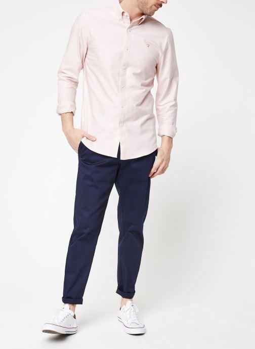 Tøj Farah F4WS4054 Pink se forneden