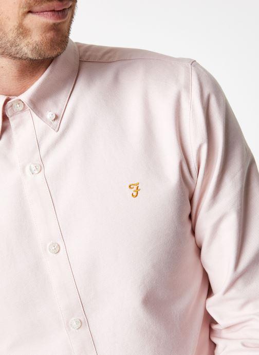 Tøj Farah F4WS4054 Pink se forfra