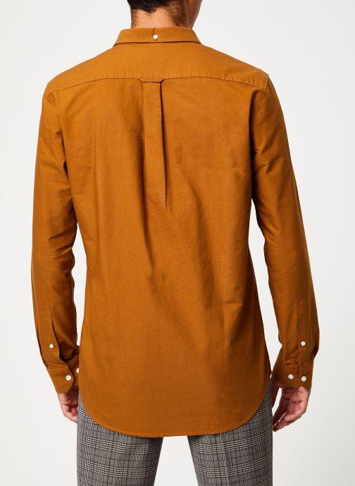 Farah Chemise - F4WS4054 (Marron) - Vêtements chez Sarenza (406606) cymGq