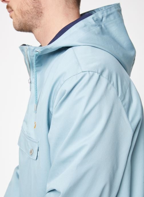 Vêtements Farah F4RS9005 Bleu vue face