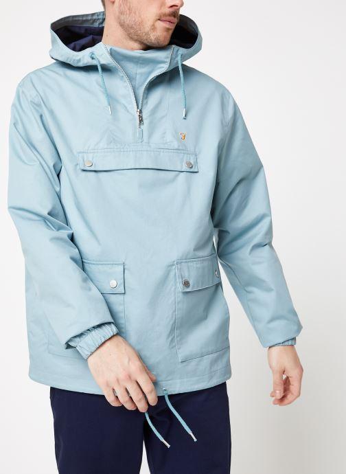 Vêtements Farah F4RS9005 Bleu vue détail/paire