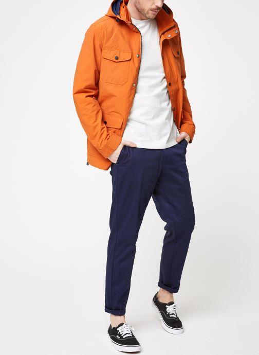 Vêtements Farah F4RS9007 Orange vue bas / vue portée sac