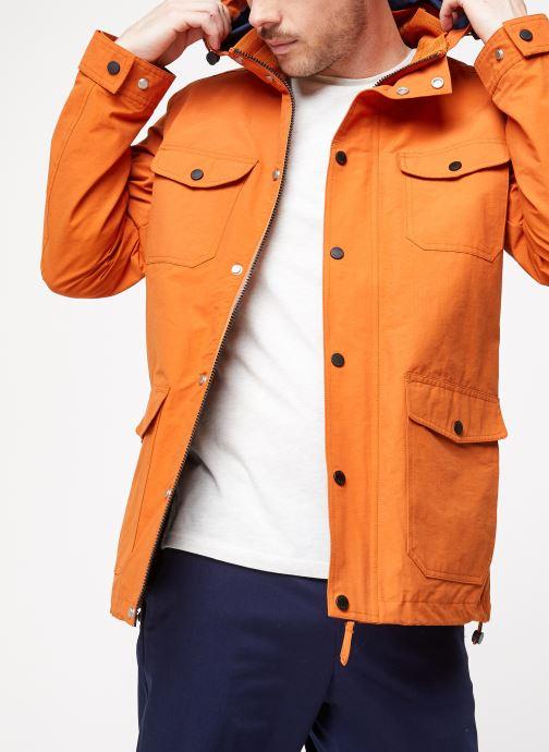 Vêtements Farah F4RS9007 Orange vue détail/paire