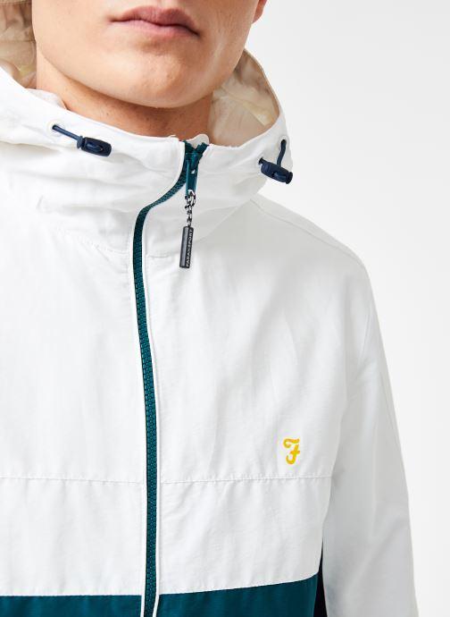 Vêtements Farah F6RS9001 Blanc vue face