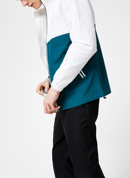 Vêtements Farah F6RS9001 Blanc vue droite