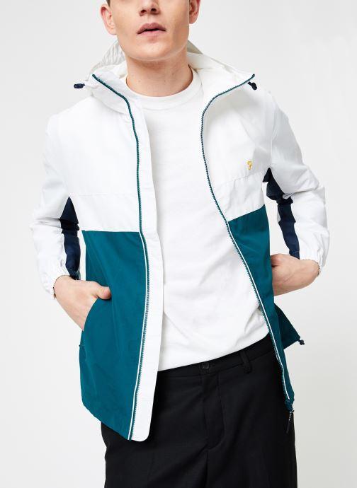 Vêtements Farah F6RS9001 Blanc vue détail/paire