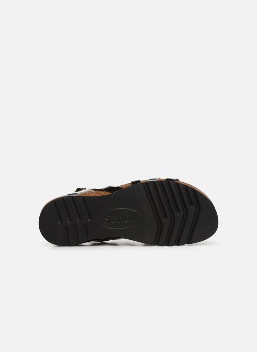 372920 Alma schwarz Scholl C Sandalen Sandal ApXqpPWY