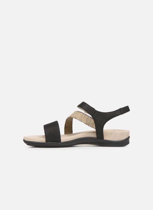 Sandales et nu-pieds Scholl Ambrette C Noir vue face