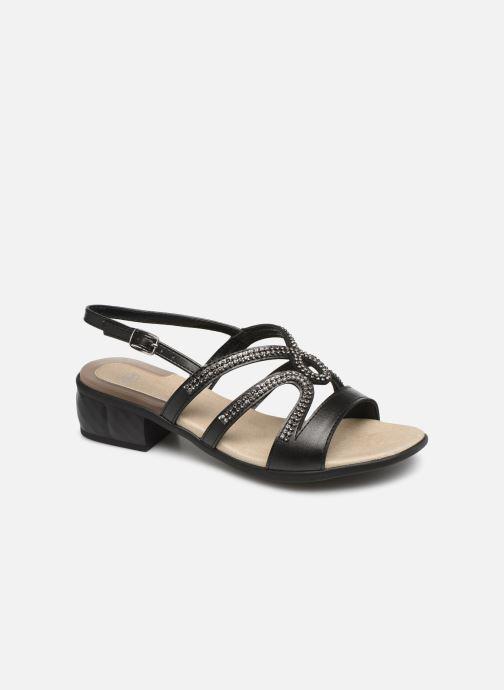 Sandales et nu-pieds Scholl Danae C Noir vue détail/paire