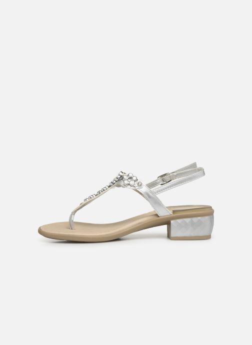 Sandales et nu-pieds Scholl Dollie C Argent vue face