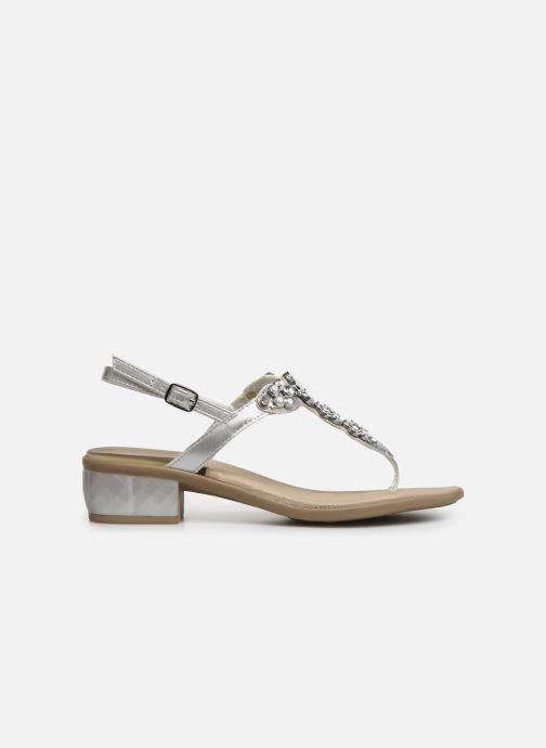 Sandales et nu-pieds Scholl Dollie C Argent vue derrière
