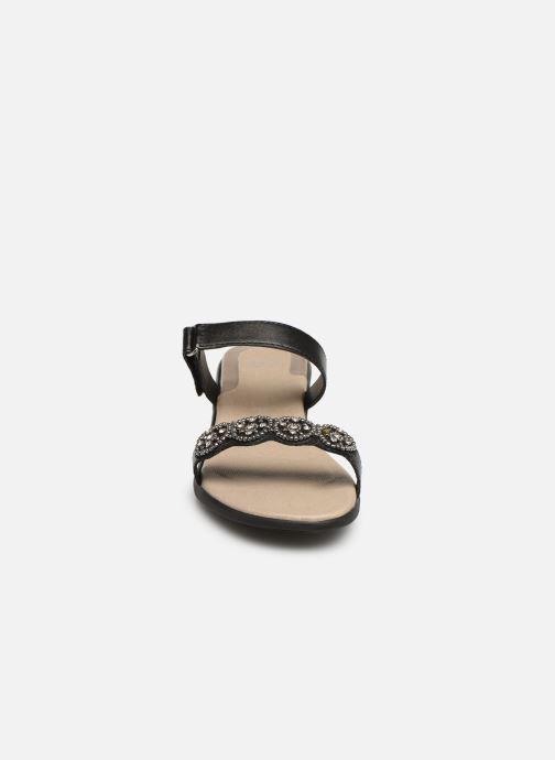 Mules et sabots Scholl Euribia C Noir vue portées chaussures