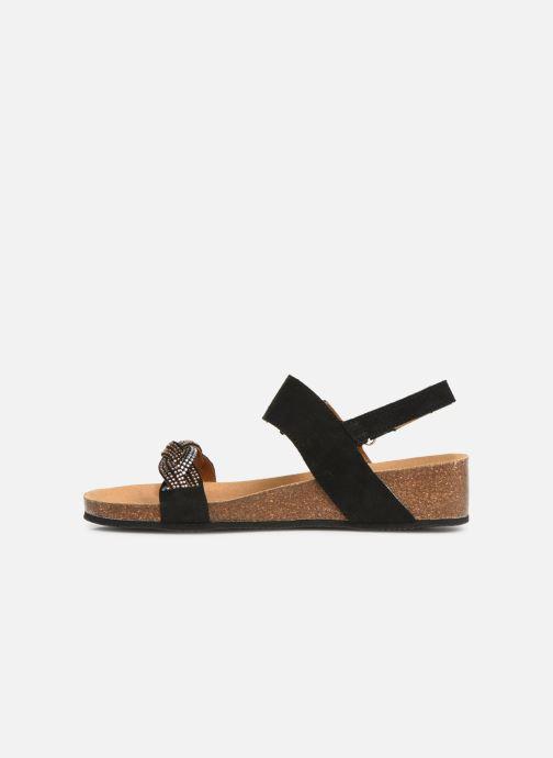 Sandales et nu-pieds Scholl Evelyne Sandal C Noir vue face