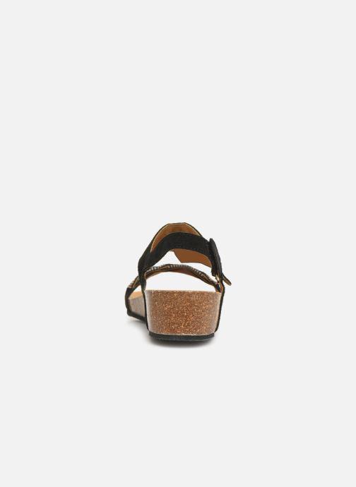 Sandales et nu-pieds Scholl Evelyne Sandal C Noir vue droite