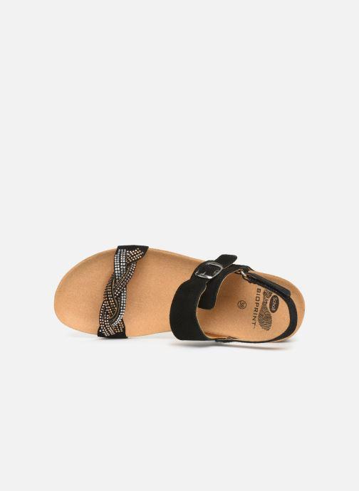 Sandales et nu-pieds Scholl Evelyne Sandal C Noir vue gauche