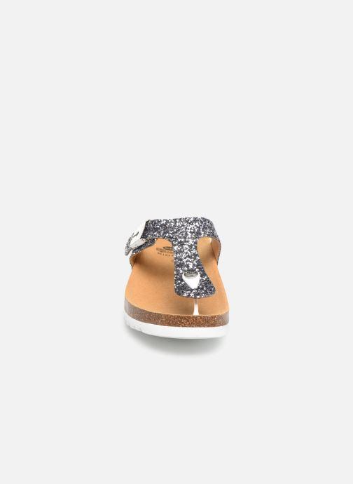 Mules et sabots Scholl Glam ss 1 C Argent vue portées chaussures