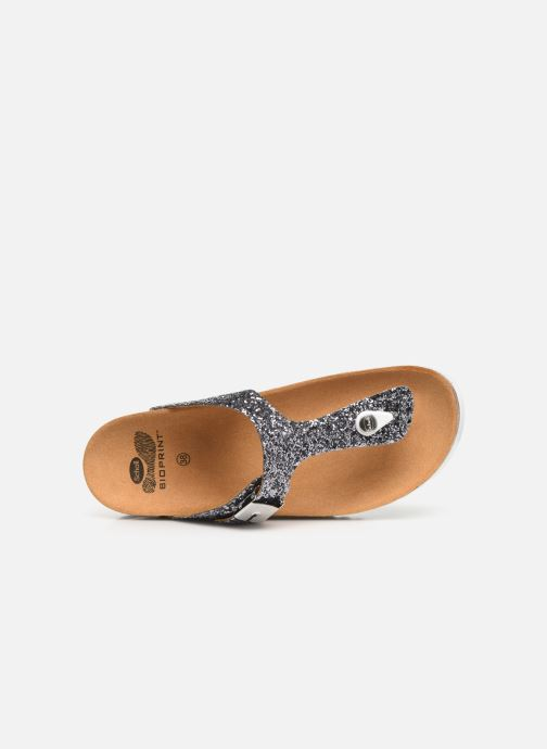 Mules & clogs Scholl Glam ss 1 C Silver view from the left